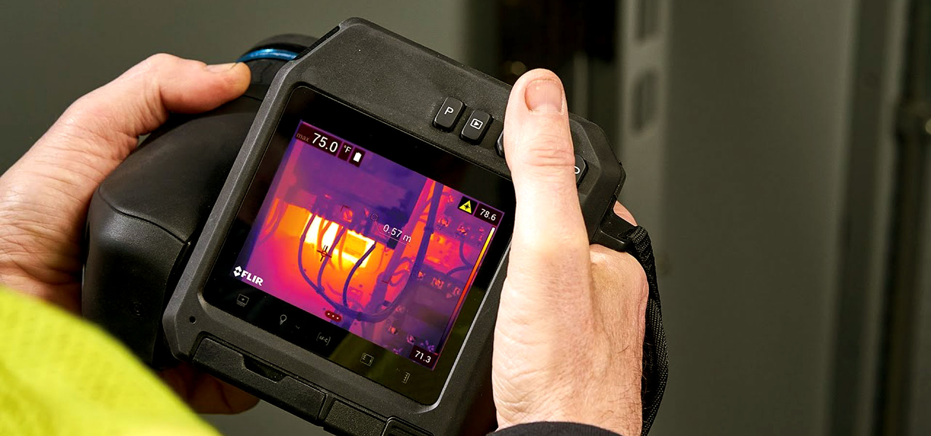 Flir Thermal Imaging