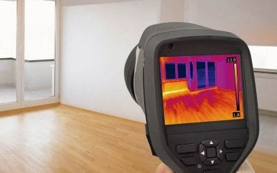 How Thermal Imaging In Home Inspections Works