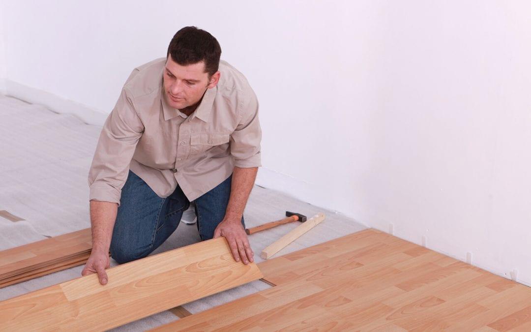 3 Types of Flooring Materials