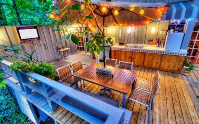 6 Easy Deck and Patio Updates